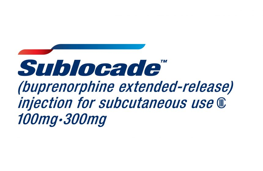 SUBLOCADE: A Very, Very Extended Release Version of Buprenorphine