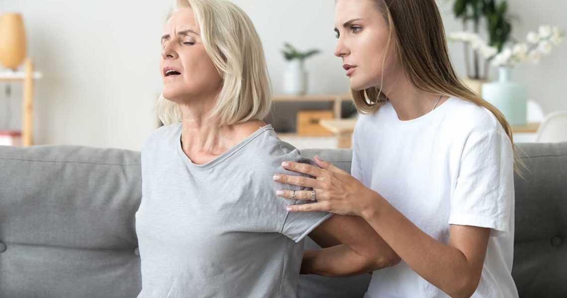 How To Deal With A Loved One With Chronic Pain